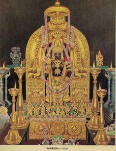 அனுவின் தமிழ் துளிகள்: உடுப்பி கிருஷ்ணர் கோயில் 2