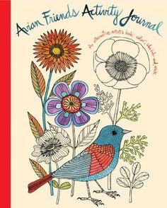 Avian Friends Guided Activity Journal: Amazon.co.uk: Geninne D. Zlatkis: Books