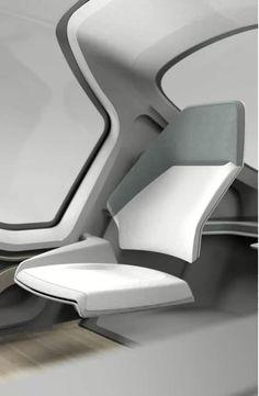 Futuristic Furniture, Futuristic Cars, Futuristic Design, Car Interior Design, Automotive Design, Car Interior Sketch, Yacht Design, Strate Design, Design Industrial