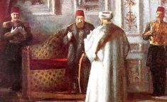 Sultan, Central Asia, Ottomans, Middle East, Painting, Foot Rest, Painting Art, Paintings, Osman