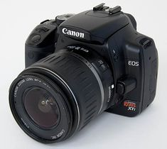 Canon Digital Camera Reviews | Canon Digital Rebel XTi Review | Digital Camera Resource Page