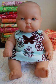 Spotted Dream Baby Doll /& Pram I Birthday Presents// Gifts