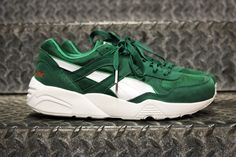 "Puma ""Green Box Pack"" R698 - La Boite Collector"