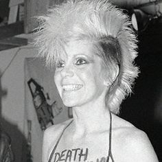 On this day in 1998, Wendy O. Williams former singer of The Plasmatics died from self-inflicted gunshot wounds