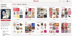 Jane Wang is the most followed pinterest person with 2,387,854 followers!