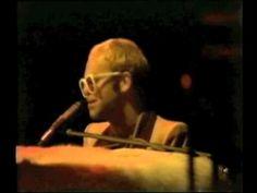 Elton John - Goodbye Yellow Brick Road(1976) Live at Earl's Court, London