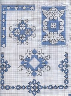 View album on Yandex. Blackwork Embroidery, Hungarian Embroidery, Embroidery Applique, Cross Stitch Embroidery, Embroidery Patterns, Cross Stitch Boarders, Just Cross Stitch, Cross Stitch Designs, Cross Stitch Patterns