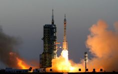 China launches longest manned space mission oct 2016