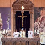 """""""La paz no se vende"""", dijo el papa Francisco en su primera misa en Tierra Santa"""