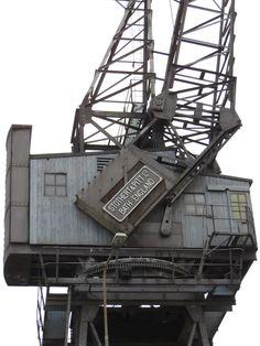 Stothert & Pitt dock crane
