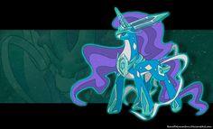 Ponymon Suicune