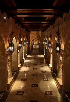 """""""sultan qaboos grand mosque"""" Oman"""