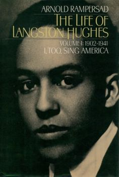 """Read """"The Life of Langston Hughes Volume I: I, Too, Sing America"""" by Arnold Rampersad available from Rakuten Kobo. February 2002 marks the birthday of Langston Hughes. To commemorate the centennial of his birth, Arnold Rampers. Langston Hughes Books, American Athletes, Black Authors, Funny People, The Life, Memoirs, Book 1, Literature, Singing"""