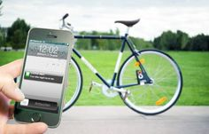 Keyless Lock8 Bicycle Lock Sends Theft Alerts to Your Smartphone