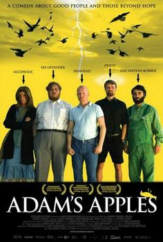 Adam's Apples&Mads Mikkelsen, Danımarka yapımı film taşıdığı mistik öğelerle izleyiciyi etkilemeyi başarıyor