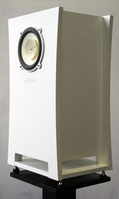 The New Voxativ Pi Loudspeakers Open Baffle Speakers, Horn Speakers, Diy Speakers, Built In Speakers, Audio Design, Speaker Design, Sound Design, Audiophile Speakers, Hifi Audio