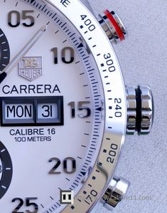 Hands-on Review: Carrera Day Date Calibre 16 | The Home of TAG Heuer Collectors
