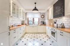 Kuchnia styl Skandynawski - zdjęcie od emDesign home & decoration - Kuchnia - Styl Skandynawski - emDesign home & decoration