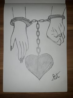 #twoheart #love #desen #deseneincreion #douainimi Two Hearts, Grunge, Fashion Styles, Grunge Style