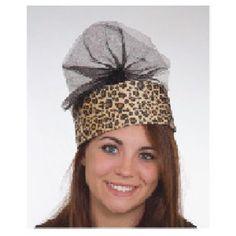 Kate Middleton Princess Leopard Hat