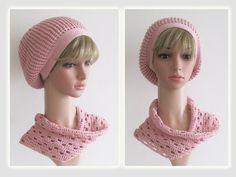 Crochet Hats, Pink, Fashion, Tutorials, Scarf Crochet, Step By Step Instructions, Flower Crochet, Star, Xmas