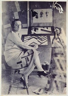 Sonia Delaunay Patterns