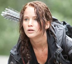 Katniss Everdeen -The Hunger Games