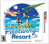 Learn more details about Pilotwings Resort for Nintendo 3DS and take a look at gameplay screenshots and videos.