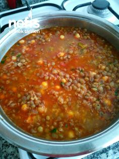 Head-to-Day Pilaf (Everyone Will Ask For Recipe) – Delicious Recipes - My Shop Good Smile, Homemade Beauty Products, Meal Planning, Chili, Vegetarian Recipes, Recipies, Yummy Food, Delicious Recipes, Health Fitness