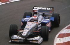 1998 Minardi M198 - Ford (Esteban Tuero)