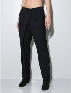 crossover pant black