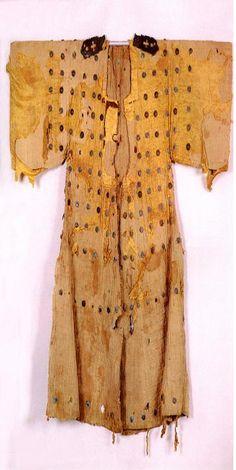 조선 중기 정충신 장군의 갑옷 [출처] 조선군의 갑옷과 군복(1)|작성자 ohyh45