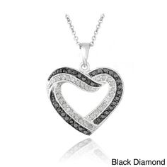 Keep a symbol of your love around your neck with this heart necklace from DB Designs. This necklace provides elegant style with its high polish finish. Wear it as a show-stopping piece to accentuate y