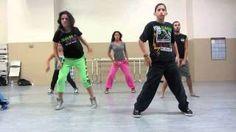 Big Sean - Dance (Ass) Choreography, via YouTube.