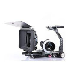 Tilta NEW Pro Kit C100 Rig for Canon C100 camera 15mm rod camera support Follow focus. #Tilta #C100 #Canon #camera #15mm #support #Follow #focus #canoncameras
