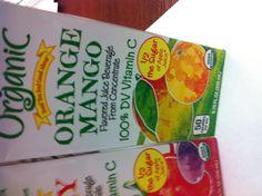 Healthy affordable organic kids snacks juice Wegmans