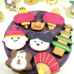 Chinese new year cookies 2018. Cny cookies. The year of dog