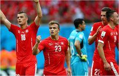 2014 #FIFAWORLDCUP - GROUP E - 43RD MATCH - #SWITZERLAND VS #HONDURAS MATCH RESULT  http://football.chdcaprofessionals.com/2014/06/2014-fifa-world-cup-group-e-43rd-match.html
