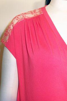 Kimono Tee - similar to an 80s pattern I've already sewn