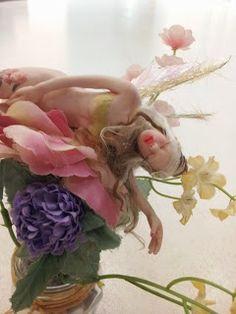 The Fairy Circle - My ooak : 12 Fiabe in cerca d'autore: La Bella Addormentata ...