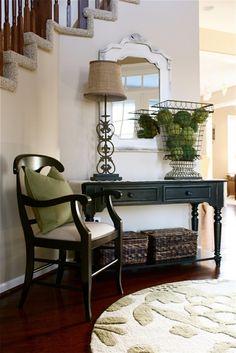Einrichtungsideen Flur einrichtungsideen flur schöne ideen für eine diele mit tisch