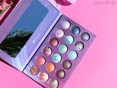 July In The Sky, mon blog Beauté et Photo : BH Cosmetics : la palette Galaxy…