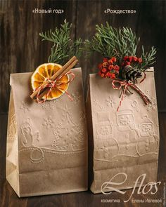Homemade DIY Valentines's day Gift Wrapping; Simple and Easy Pretty Gift Packaging; wrapping ideas for christmas diy 42 Ideas of DIY Holiday Gift Wrapping Decorations Christmas Bags, Christmas Gift Wrapping, Christmas Crafts, Christmas Decorations, Xmas, Christmas Christmas, Diy Holiday Gifts, Homemade Christmas Gifts, Diy Gifts