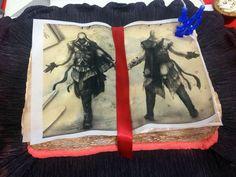 Assassins Creed Cake cakepins.com