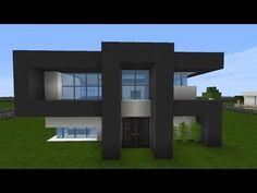 Moderne Minecraft Häuser Wolkenkratzer Modernes Haus Best - Minecraft haus ideen anleitung
