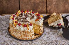 Dessert Recipes, Pie, Food, Birthday, Torte, Cake, Birthdays, Fruit Cakes, Essen