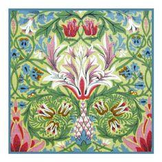 Snakeshead by William Morris Counted Cross Stitch Pattern... https://www.amazon.com/dp/B004HP2R82/ref=cm_sw_r_pi_dp_x_ZKQGybNHDJTY2