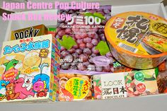 Another Japanese food subscription with tasty snacks and cute characters. Japan Centre Pop Culture Snack Box is delicious! #japancentre #popculturesnackbox #review #japanesesnacks #japanesestuff #subscriptionbox #snackbox #japanesefood #foodlifestyle #japanesesweets @japancentre