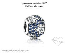 pandora follow the stars blue winter 2014 www.hefners.com