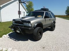 Chevy Zr2 Blazer Lifted Listing description